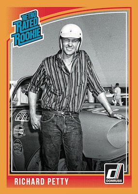 2019 Donruss Racing NASCAR Cards 3