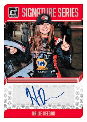 2019 Donruss Racing NASCAR Cards 5