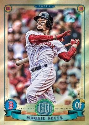 2019 Topps Gypsy Queen Baseball Cards 8