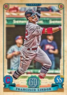 2019 Topps Gypsy Queen Baseball Cards 4