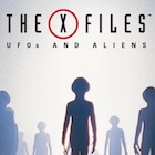 2019 Upper Deck X-Files UFOs and Aliens Trading Cards