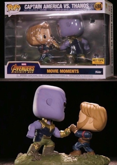 Ultimate Funko Pop Avengers Infinity War Figures Guide 44