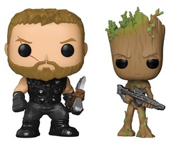 Ultimate Funko Pop Guardians of the Galaxy Figures Gallery and Checklist 87