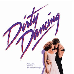 Johnny Pop Vinyl Dirty Dancing
