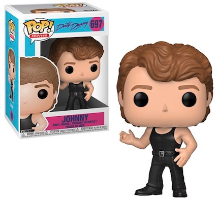 Funko Pop Dirty Dancing Vinyl Figures 2