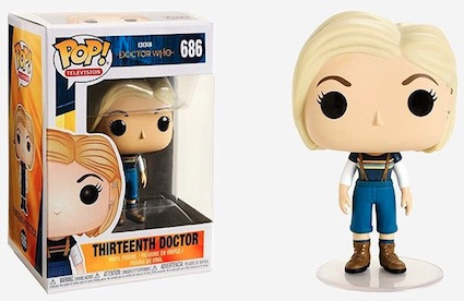 Ultimate Funko Pop Doctor Who Vinyl Figures Gallery and Guide 53