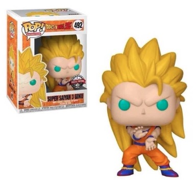 Ultimate Funko Pop Dragon Ball Z Figures Checklist and Gallery 65