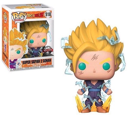 Ultimate Funko Pop Dragon Ball Z Figures Checklist and Gallery 72
