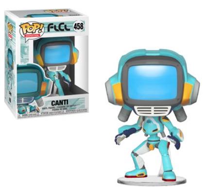 Funko Pop FLCL Vinyl Figures 4