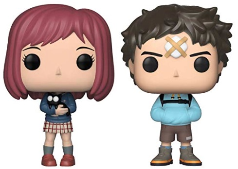 Funko Pop Flcl Checklist Exclusives List Fooly Cooly Set