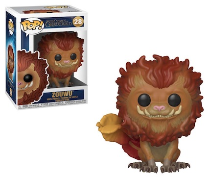 Ultimate Funko Pop Fantastic Beasts Figures Gallery and Checklist 32
