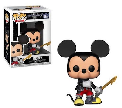 Ultimate Funko Pop Kingdom Hearts Figures Guide 39