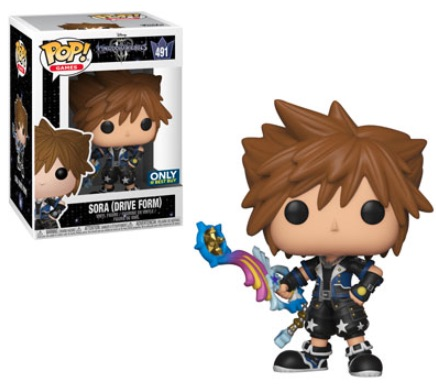 Ultimate Funko Pop Kingdom Hearts Figures Guide 41