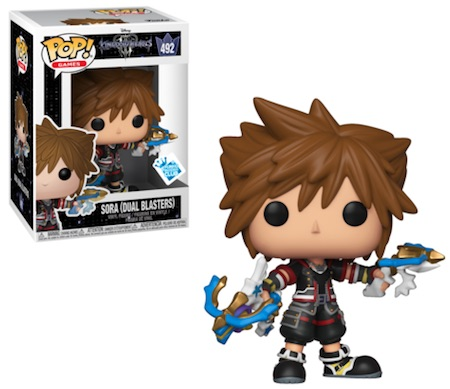 Ultimate Funko Pop Kingdom Hearts Figures Guide 42