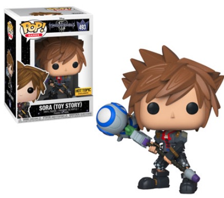 Ultimate Funko Pop Kingdom Hearts Figures Guide 43