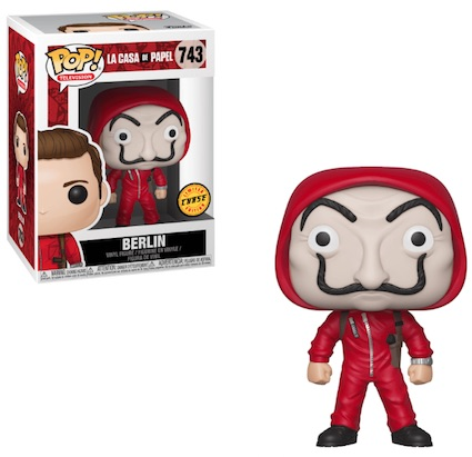 Funko Pop La Casa De Papel Money Heist Figures 6