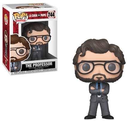 Funko Pop La Casa De Papel Money Heist Figures 7