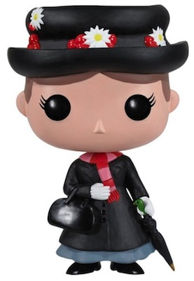 Funko Pop Mary Poppins Vinyl Figures 1