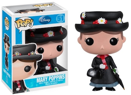 Funko Pop Mary Poppins Vinyl Figures 3