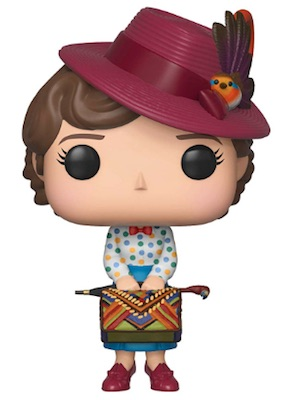 Funko Pop Mary Poppins Vinyl Figures 2