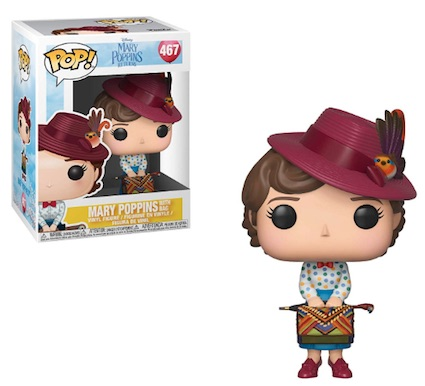 Funko Pop Mary Poppins Vinyl Figures 4
