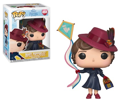 Funko Pop Mary Poppins Vinyl Figures 5