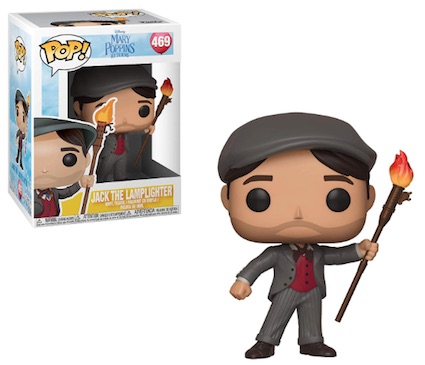 Funko Pop Mary Poppins Vinyl Figures 6