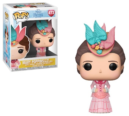 Funko Pop Mary Poppins Vinyl Figures 8