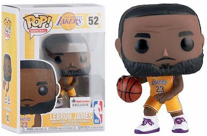 Ultimate Funko Pop Basketball Figures Gallery and Checklist 57