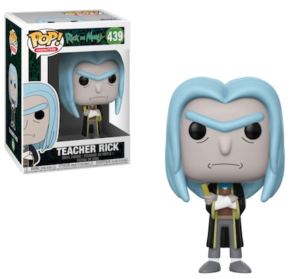 Ultimate Funko Pop Rick and Morty Figures Checklist and Gallery 52
