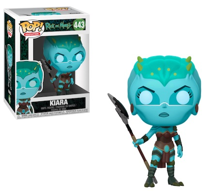 Ultimate Funko Pop Rick and Morty Figures Checklist and Gallery 56