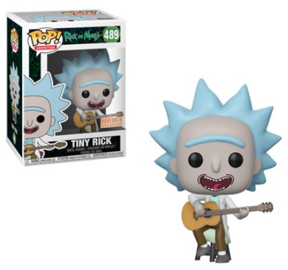 Ultimate Funko Pop Rick and Morty Figures Checklist and Gallery 59
