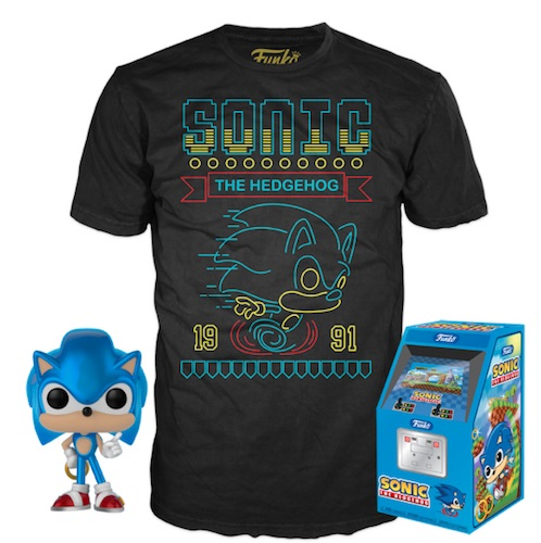Ultimate Funko Pop Sonic the Hedgehog Figures Gallery and Checklist 6