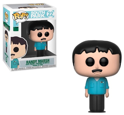 Funko Pop South Park Figures Checklist Set Info