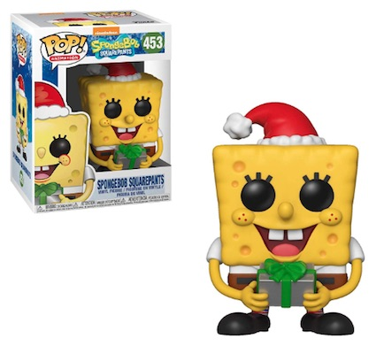 Ultimate Funko Pop SpongeBob SquarePants Figures Gallery & Checklist 11