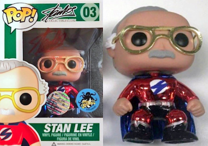 Ultimate Funko Pop Stan Lee Figures Checklist and Gallery 23