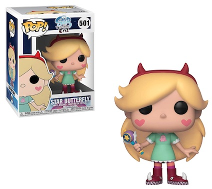 Funko Pop Star vs. the Forces of Evil Figures 2