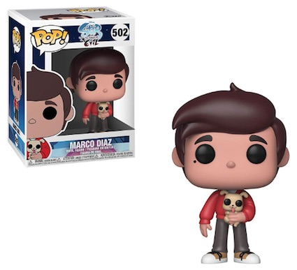 Funko Pop Star vs. the Forces of Evil Figures 3