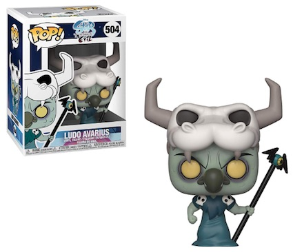 Funko Pop Star vs. the Forces of Evil