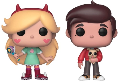 Funko Pop Star vs. the Forces of Evil Figures 1