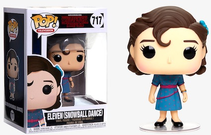 Funko Pop Stranger Things 2 ELEVEN #717 **SUBITO DISPONIBILE** SNOWBALL DANCE