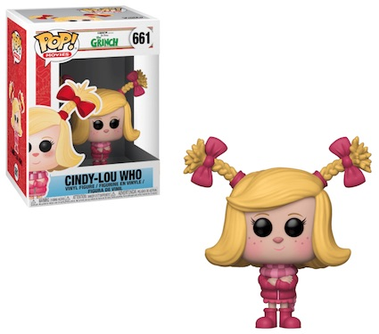 Funko Pop The Grinch Vinyl Figures 12