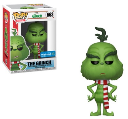 Funko Pop The Grinch Vinyl Figures 14