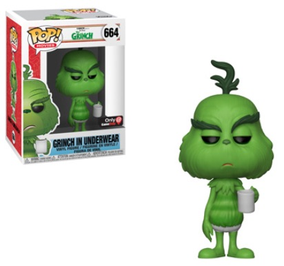 Funko Pop The Grinch Vinyl Figures 15