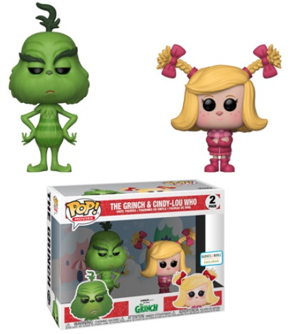 d31c3181cf1 Funko Pop The Grinch Vinyl Figures 17