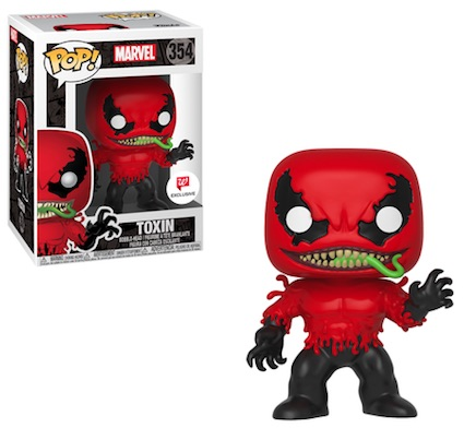 Ultimate Funko Pop Venom Figures Gallery and Checklist 14