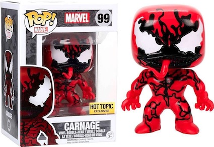 Ultimate Funko Pop Venom Figures Gallery and Checklist 4
