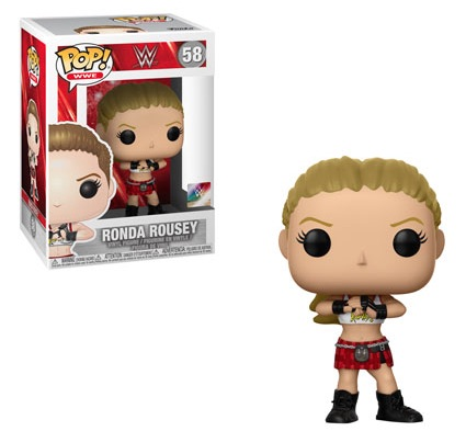 Ultimate Funko Pop WWE Figures Checklist and Gallery 85