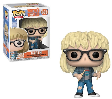 Funko Pop Wayne's World Vinyl Figures 3