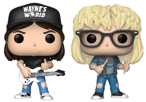 Funko Pop Wayne's World Vinyl Figures 1